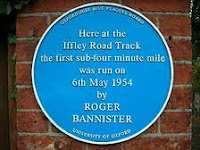 Roger Bannister Iffley Track