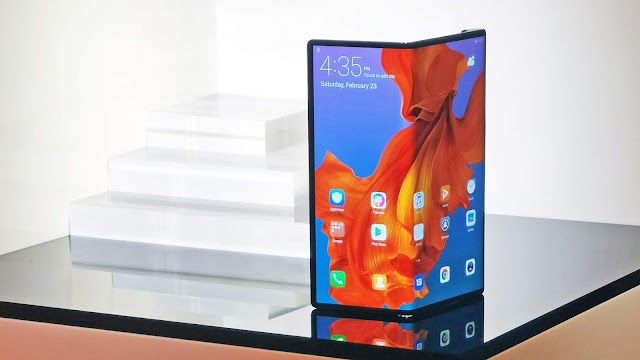 Release date Huawei Mate X, price and specifications