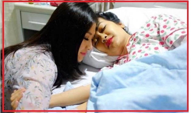 Kasihan..Julia Perez dalam Kondisi Kritis, Ibunda Sedih Hingga Jatuh Sakit