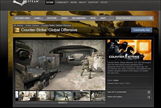 CStrike Global Offensive - Tutorials: CS:GO SDK Download