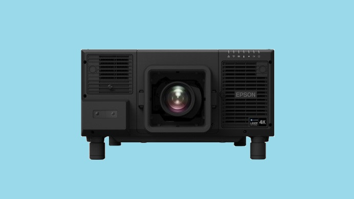 Epson Launches First Lumen Native 4K 3LCD Laser Projector