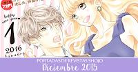 Portadas de Revistas Shojo: Diciembre 2015