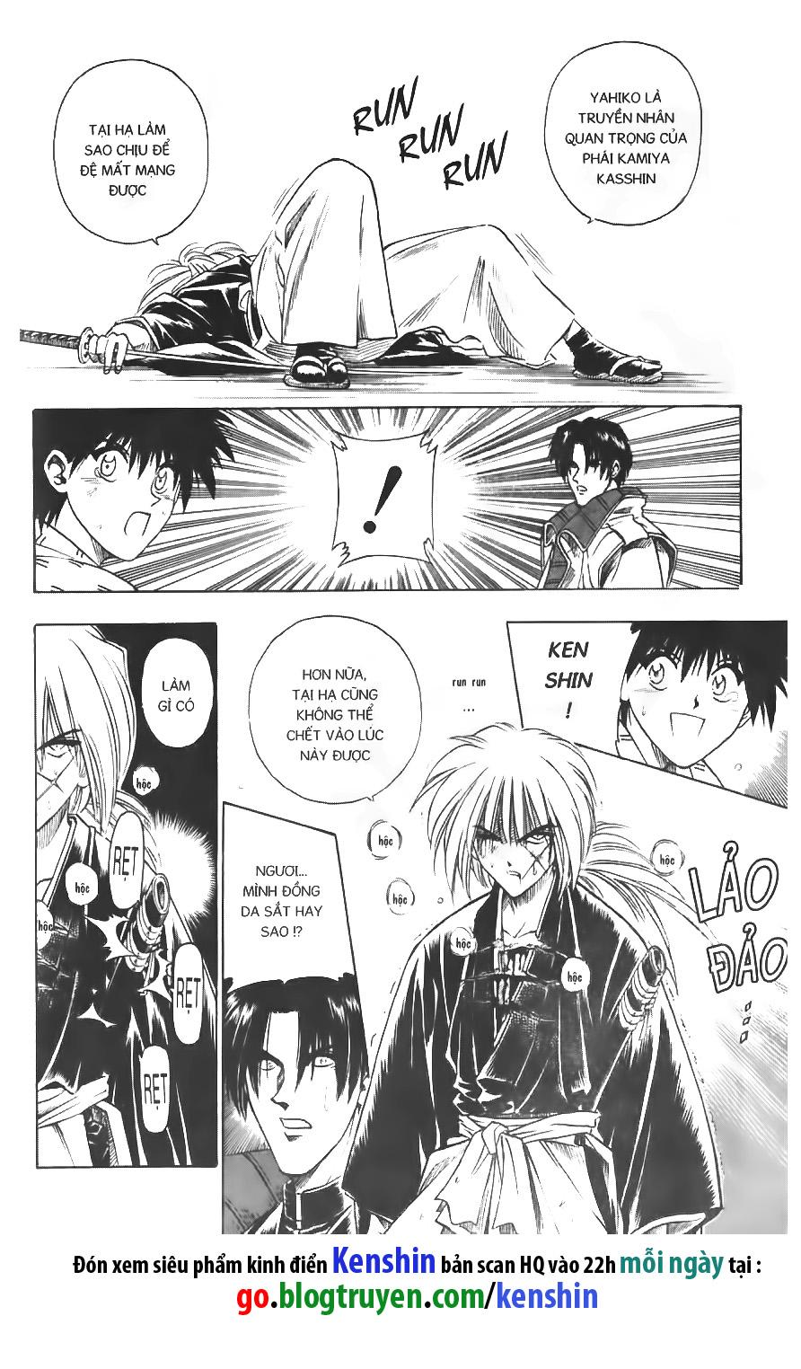 Rurouni Kenshin chap 27 trang 15