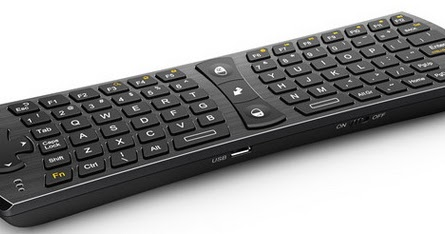 Rkm Fly Mouse And Mini Keyboard Combo Mk704 China