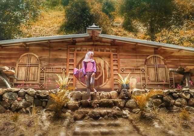 Tempat tinggal Hobyt Wonomulyo