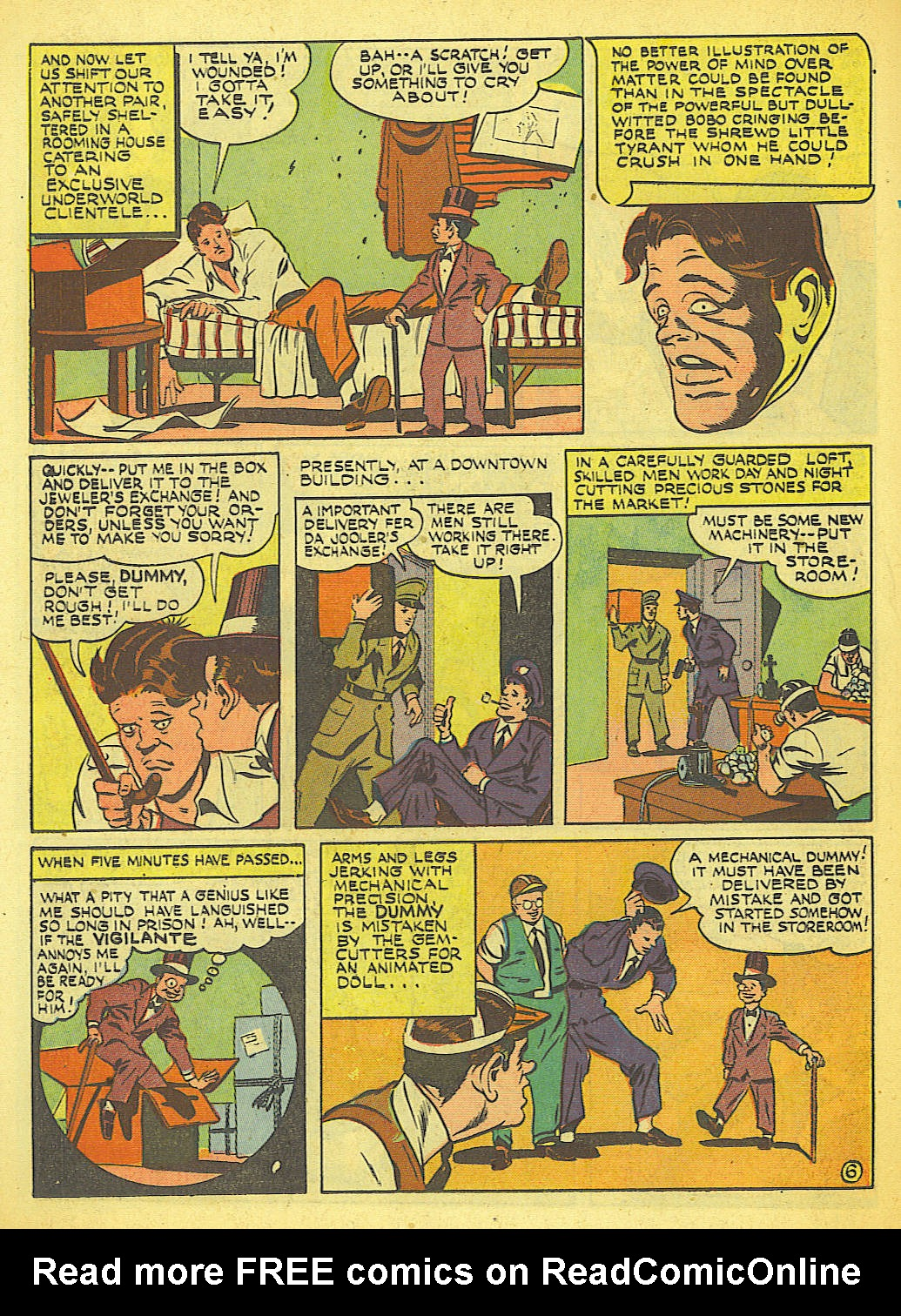 Read online Action Comics (1938) comic -  Issue #58 - 20