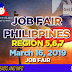 LOOK: JOB FAIR Schedule for March 16,2019 in the Philippines