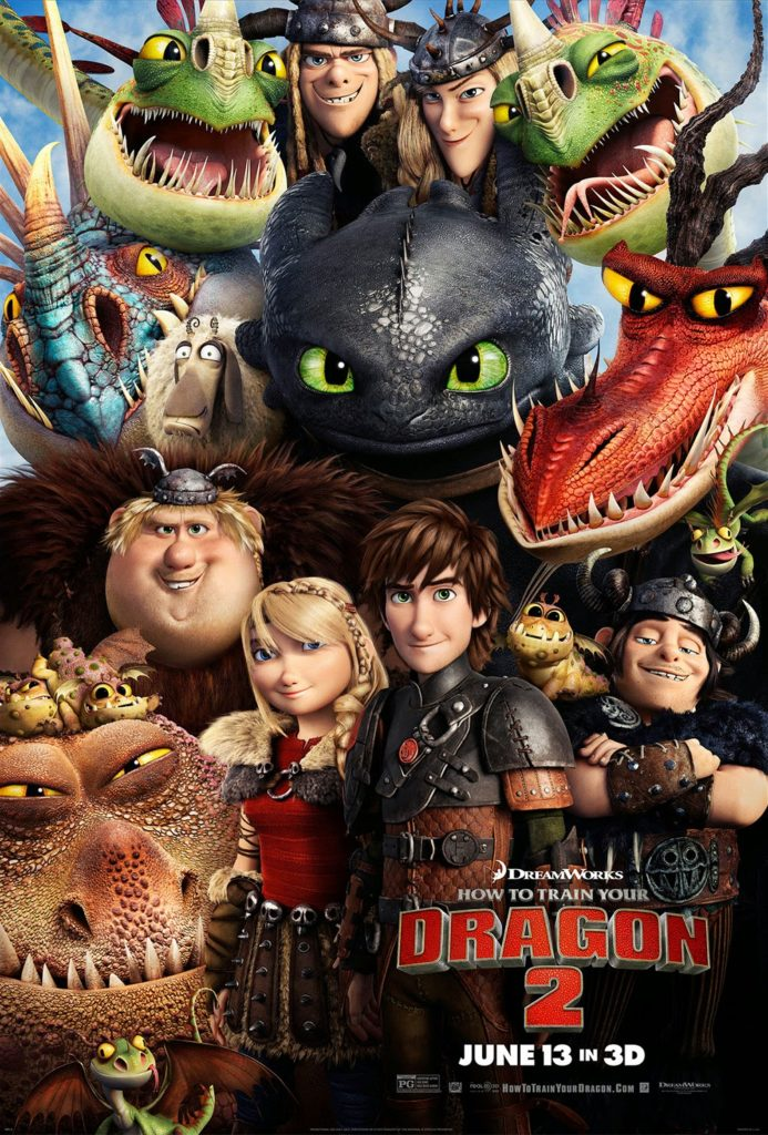 how to train a dragon 2 full movie free download