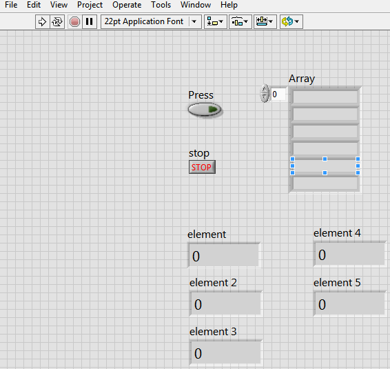 BACnet Protocol on LabVIEW: BACnet object reading by LabVIEW