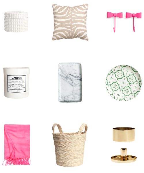 Design Darling: H&M HOME LAUNCHES IN NEW YORK