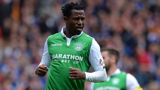 Nigeria's Ambrose Set To Dump Hibernian For Cardiff City