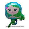 Balon Foil Karakter Little Mermaid