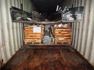 Undername Export Door to Door Jakarta to 20 FT-T.O.S-DDP
