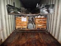 Export undername door to door dari jakarta ke germany  20 FEET term DDP
