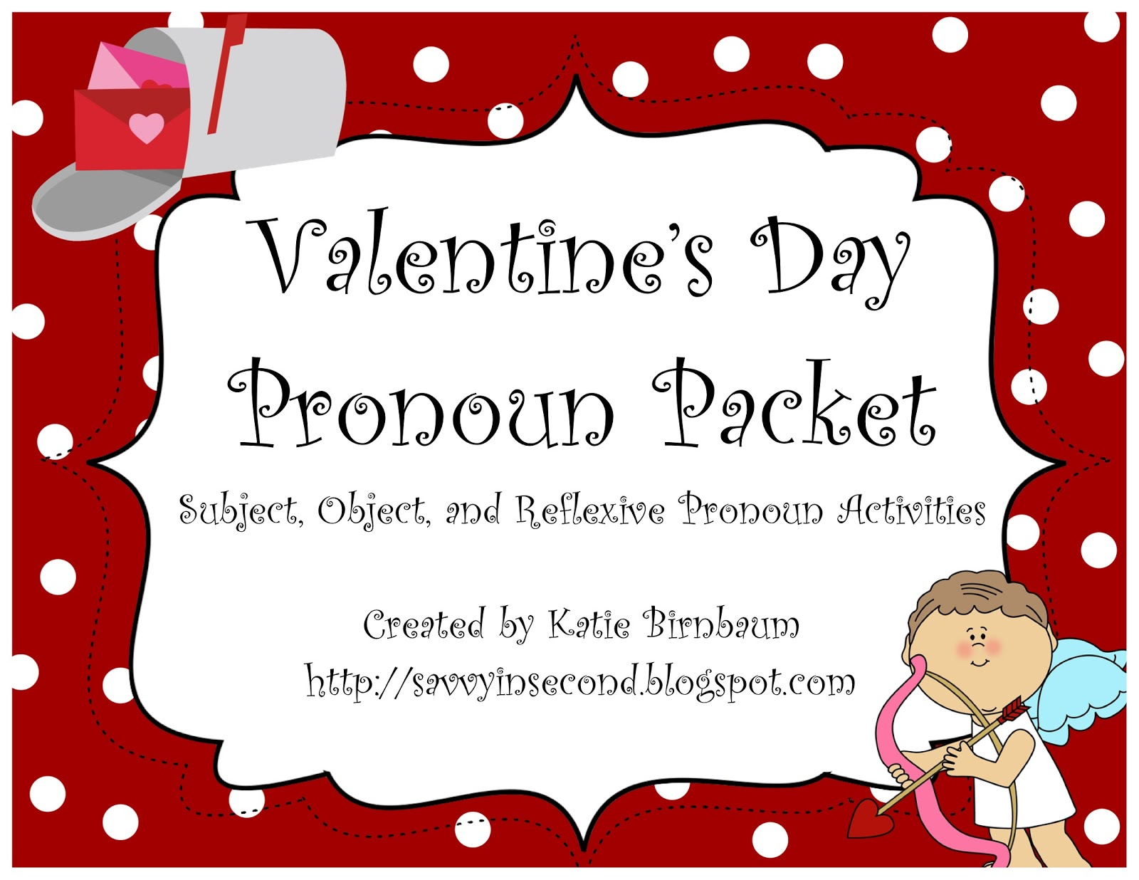 Savvy In Second Valentine S Day Literacy Centers And A Sale