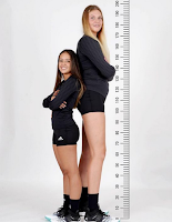 Large size of tall women