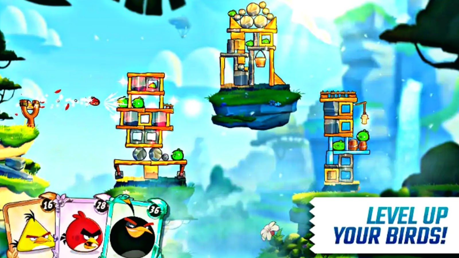 Angry Birds 2 MOD Apk Latest Version 2 28 1 {Unlimited Gems