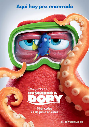 Finding Dory (Web-DL 1080p Dual Latino / Ingles) (2016)