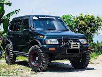 Kelebihan dan Kekurangan Suzuki Vitara 4x4