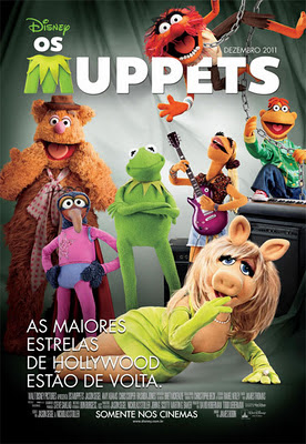 os muppets em rmvb