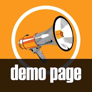 Membuat Halaman Demo