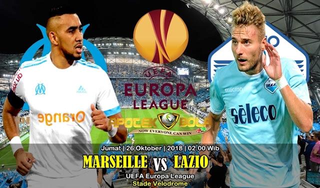 Prediksi Olympique Marseille VS Lazio 26 Oktober 2018