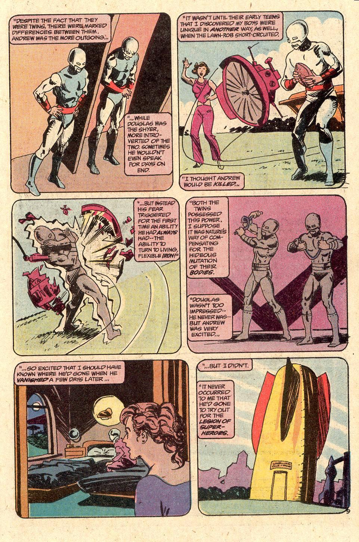 Read online Secret Origins (1986) comic -  Issue #47 - 10