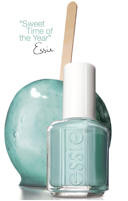 Beauty In New York City Nail Love Essie S Mint Candy Apple