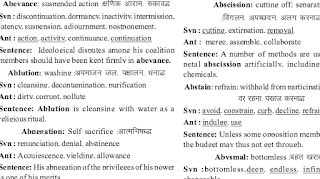 Ultimate Vocabulary Guide - Vocab for SSC, Bank, Railway