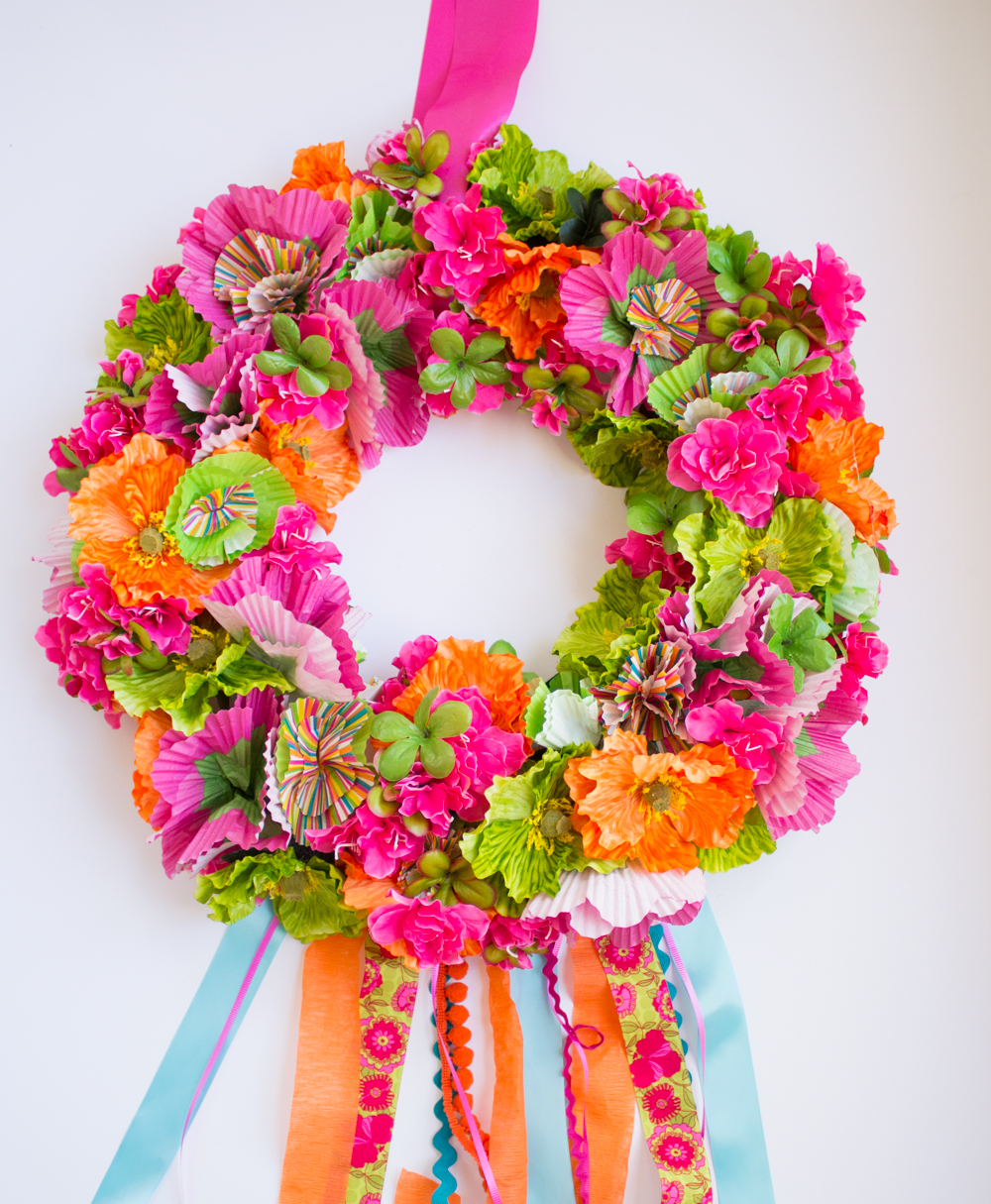 Fabulous Fiesta Wreath! | Design Improvised DN32