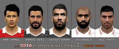 PES 2016_Egyption League Pack V_7