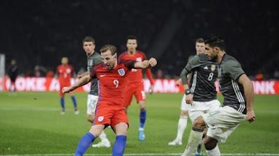 Sempat Tertingggal, Inggris Bangkit Taklukan Jerman 3-2