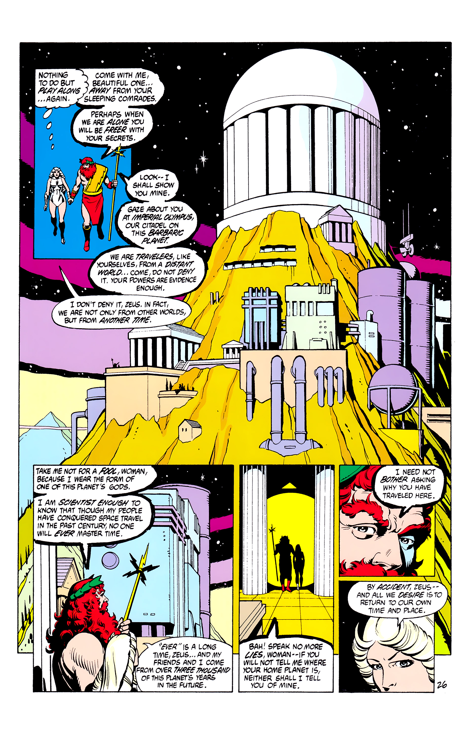 Legion of Super-Heroes (1980) _Annual_2 Page 26