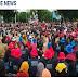 Presiden Jokowi Sedang Bertemu Dewan Federasi Rusia, Honorer K2 Teriak Jemput Pak Jokowi