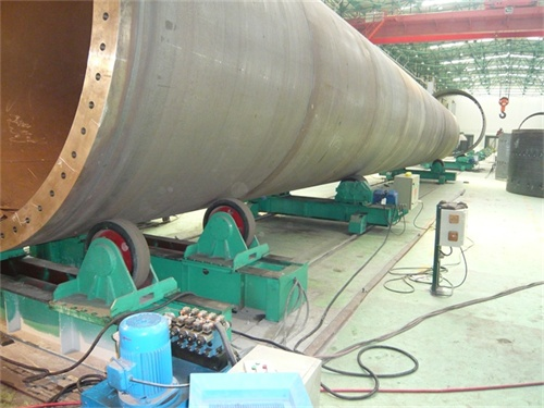 Welding Turntable Tank Rotator and Pipe Turning Rolls: Importance of
