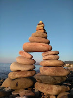 Totem n°5 - Basilio dal lungomare di Marina di Caronia