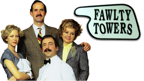 Fawlty Towers Dinig Experience
