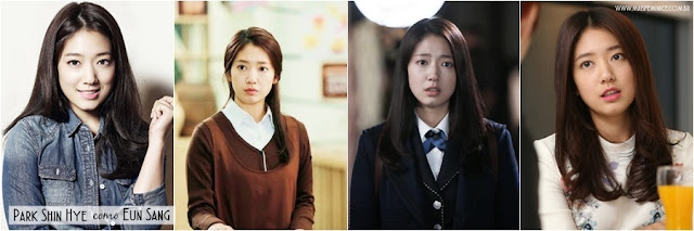 Cha Eun Sang (Park Shin Hye)