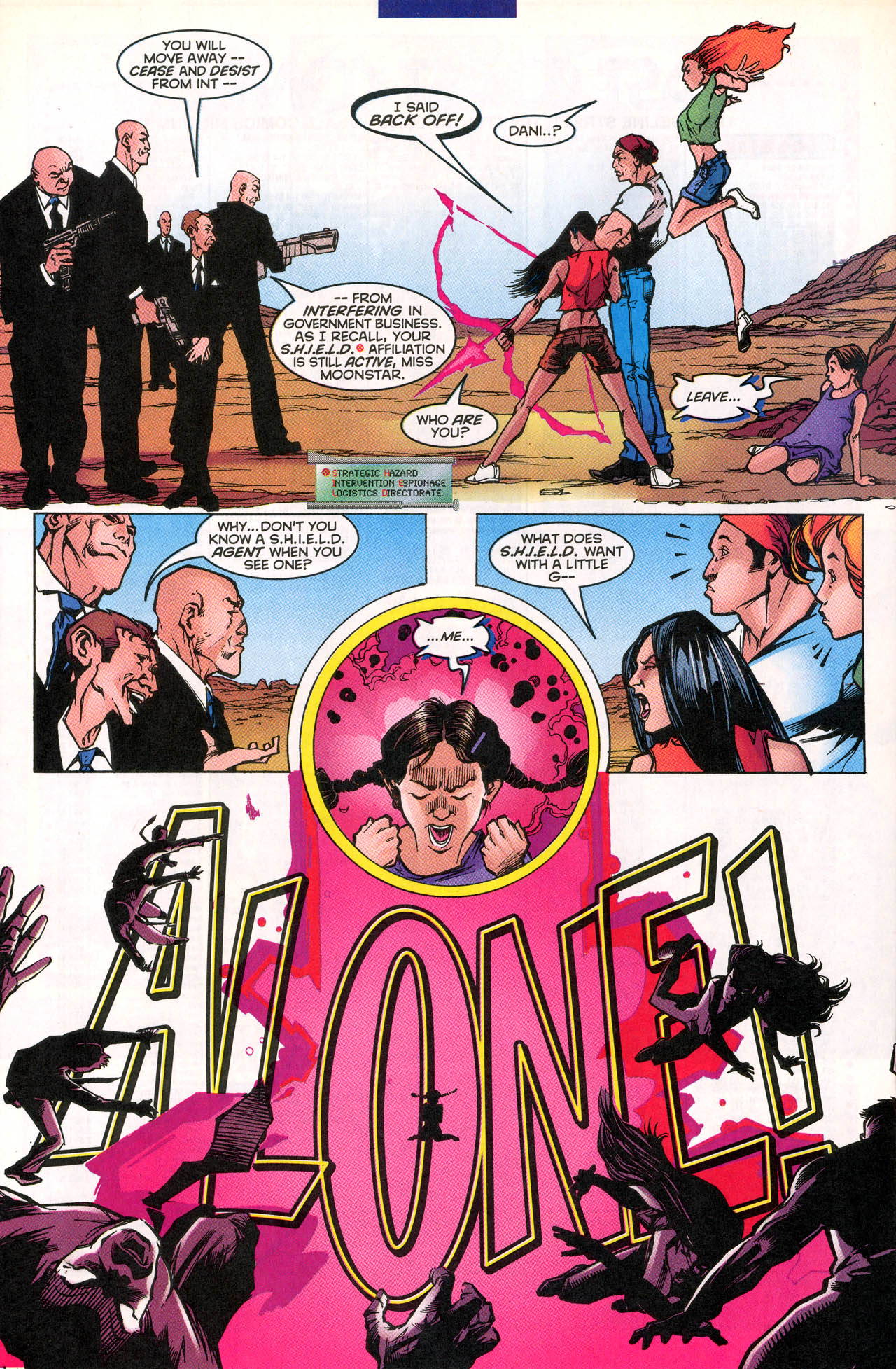 Read online X-Force (1991) comic -  Issue #77 - 25