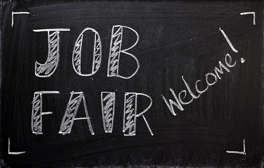 How to Work the Room at a Career Fair