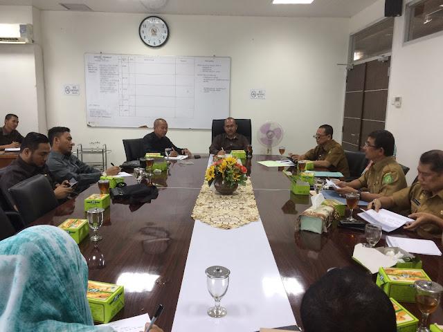 Rapat Dengan DPRD, Kadinsos: Ladang Bambu Rencananya Jadi Tempat Pembangunan Rumah Panti Asuhan