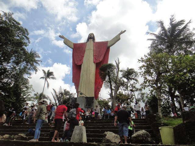 Shrine in Lucban Quezon