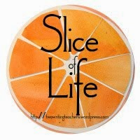 Tuesday Slices of Life - at Two Writing Teachers - Wonderful site!