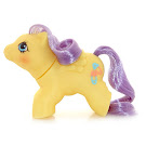 My Little Pony Bunkie Year Six Newborn Twin Ponies II G1 Pony