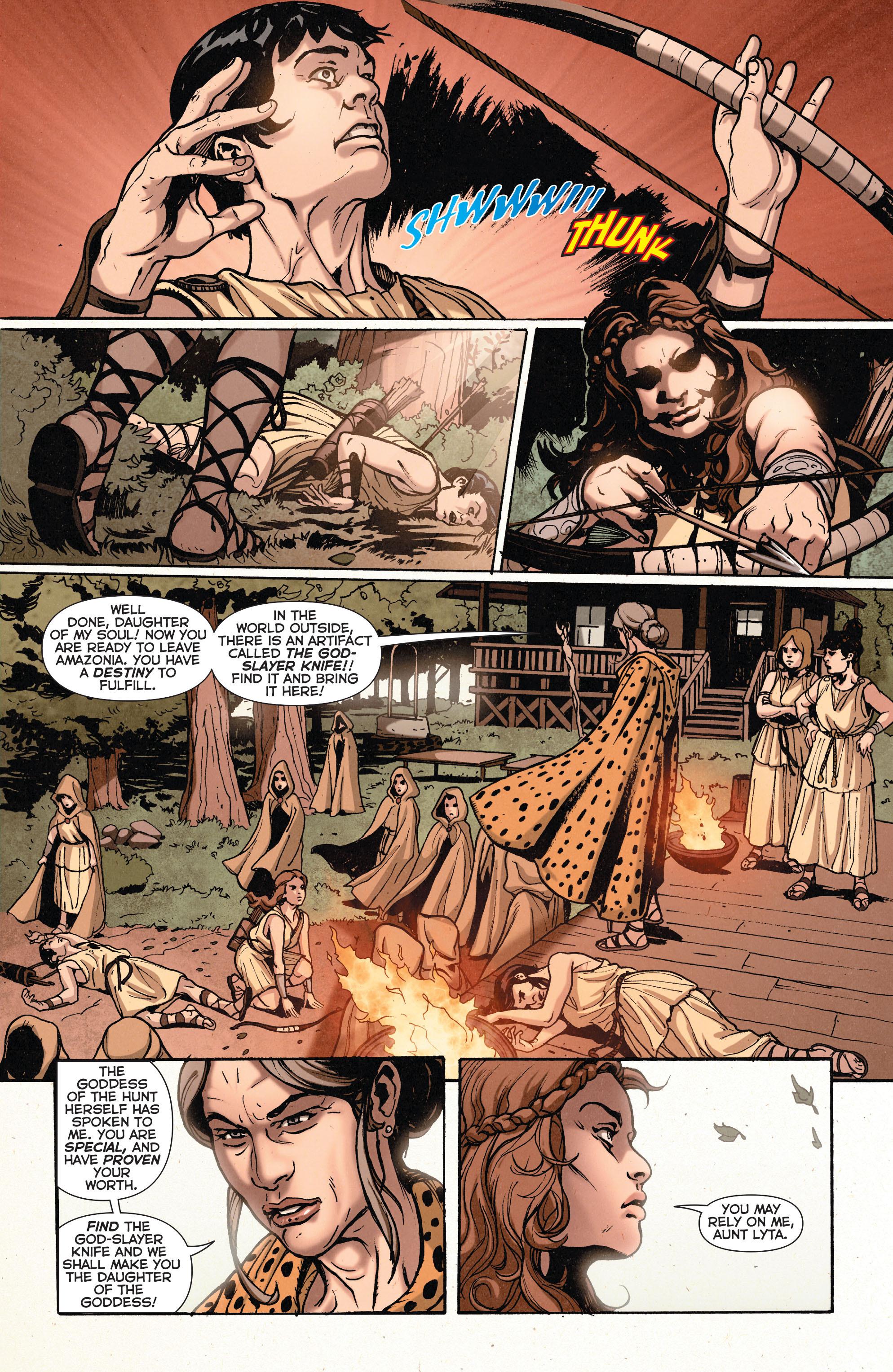 Read online Wonder Woman (2011) comic -  Issue #23.1 - 14