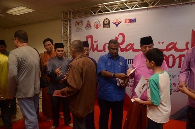 Sumbangan Nur Ramadan Meringankan Beban Golongan Asnaf