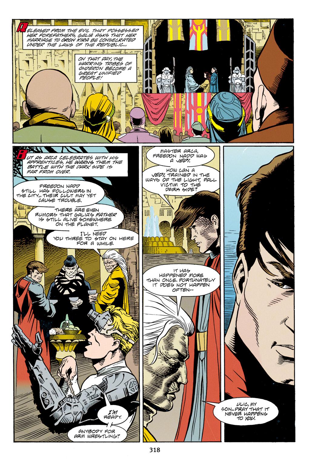 Read online Star Wars Omnibus comic -  Issue # Vol. 4 - 307