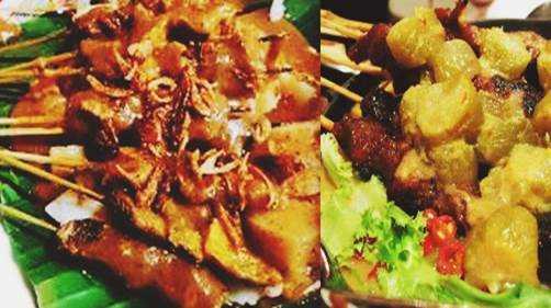 Gambar resep sate padang asli khas sumatera barat