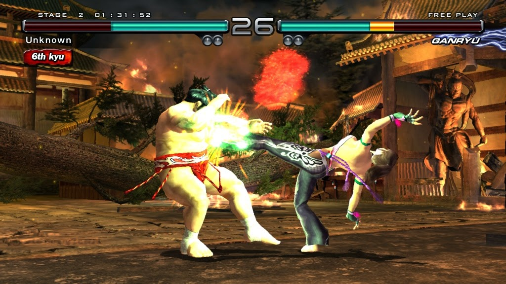 Tekken 5 Free For Pc Games Full Version