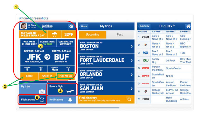 Secure Electronic Changing Barcode Technology Blog Jetblue Releases